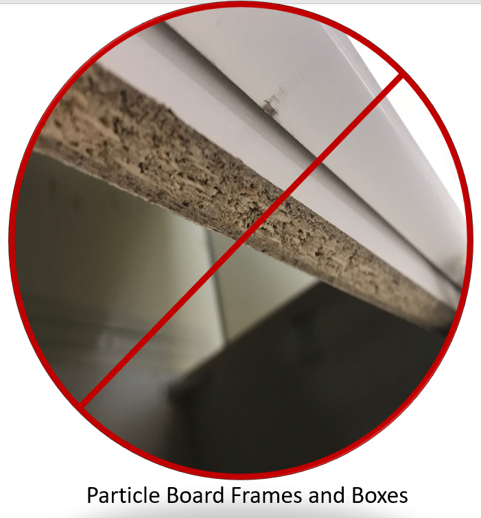 Particle Board Boxes